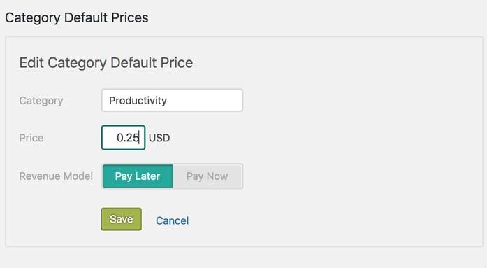 Cursor and Pricing LaterPay Plugin Settings 47hats com WordPress 1