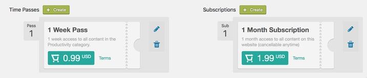 Cursor and Pricing LaterPay Plugin Settings 47hats com WordPress
