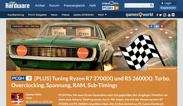 PCGHplus_screenshot