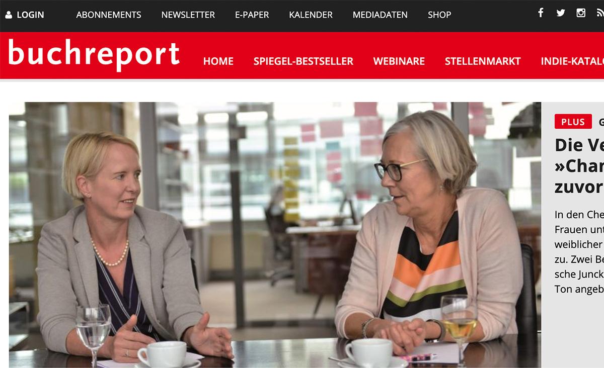 buchreport.de steigert mit Paid Content digitale Vertriebserlöse